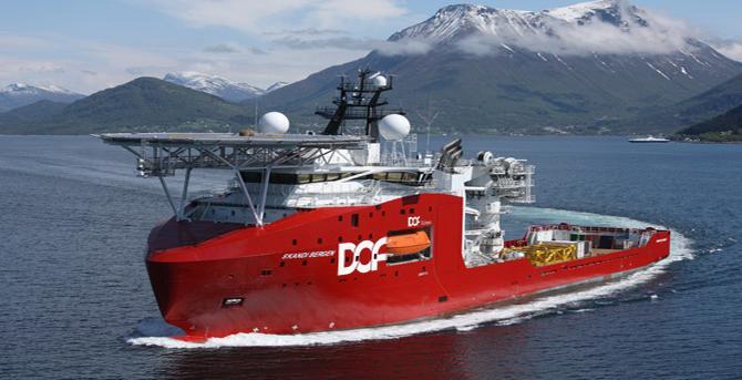 skipsmagasinet dof asa s datterselskap dof subsea tildelt